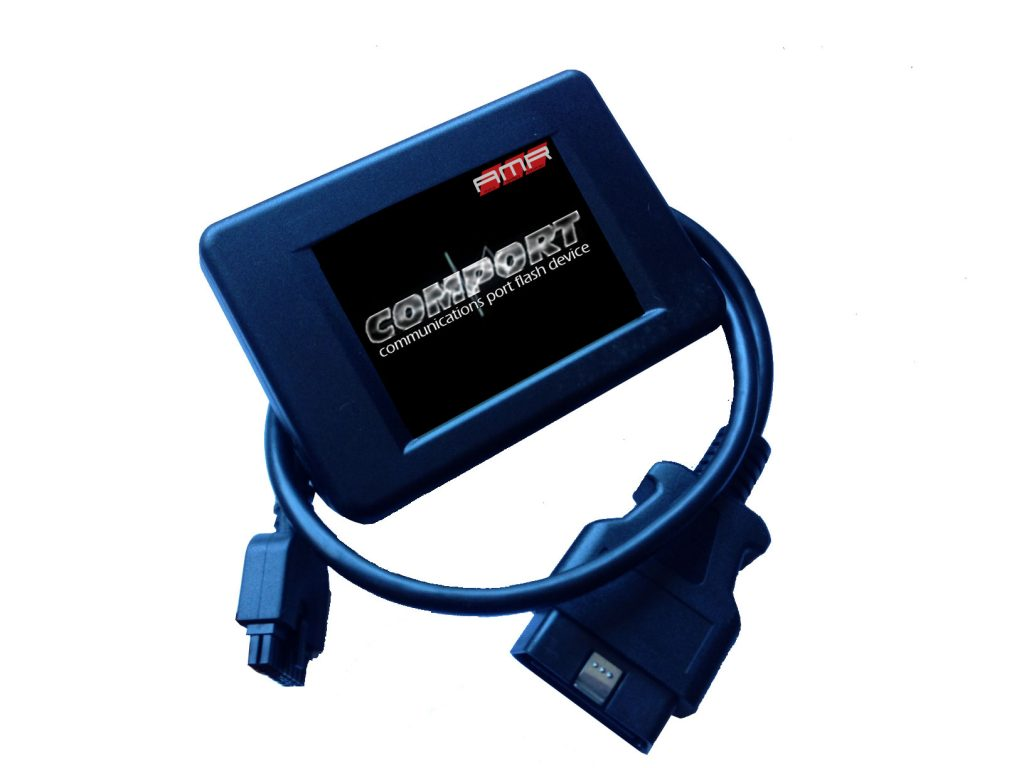 AMR Performance - COMPORT Handheld Programmer