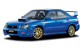 2004-2005 STI 2.5L TURBO