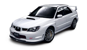 2006-2007 STI 2.5L TURBO