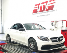 AMR Performance tuned Mercedes-Benz C63/C63S