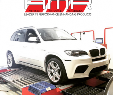 AMR Performance tuned BMW X5M