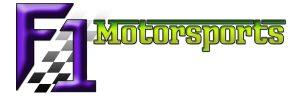 F1 Motorsports Logo
