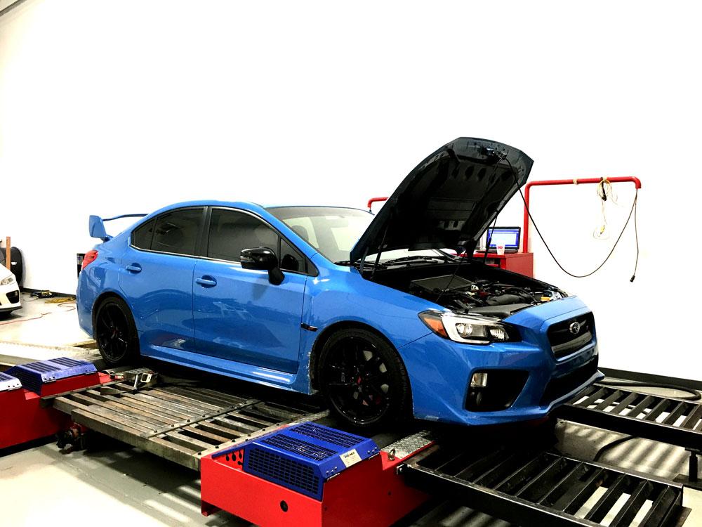 AMR Performance: Hyper Blue STi