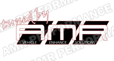 AMR Performance - Tuned by AMR Performance stickers