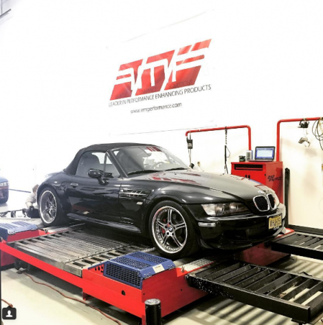 BMW Z3 Supercharged by AMR Performance