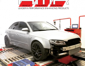 AMR Performance - Audi A4 tuned by AMR