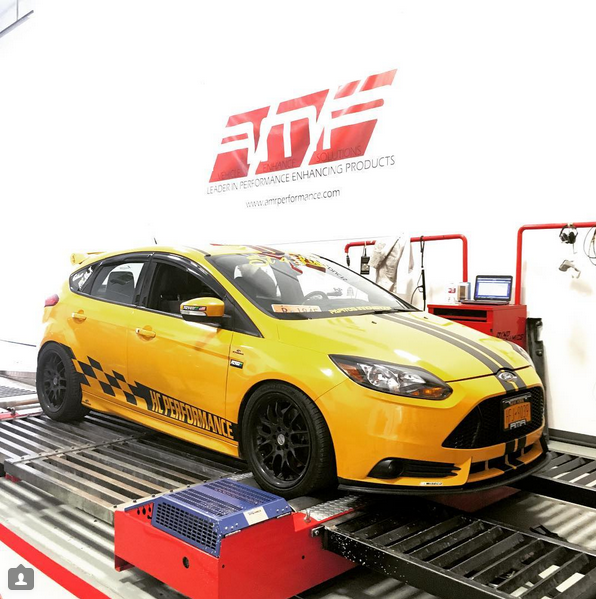 ford focus st custom in house dyno tuning without. Black Bedroom Furniture Sets. Home Design Ideas