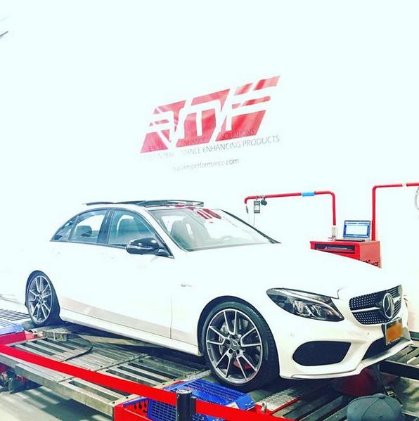 AMR Performance: Mercedes Benz C43 AMG W205 Custom In
