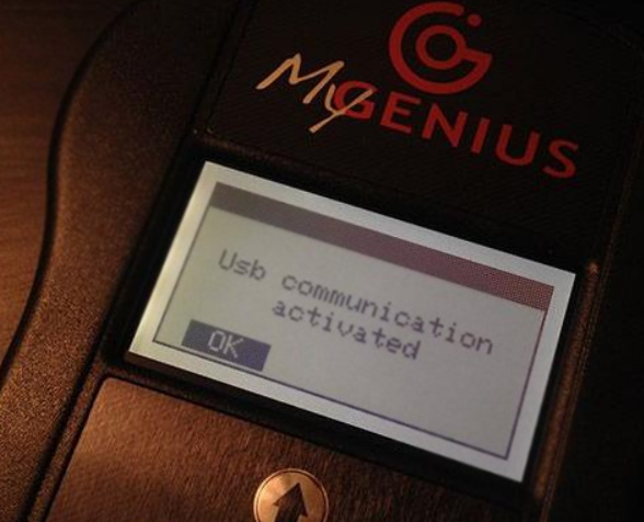 AMR Performance MyGenius Handheld