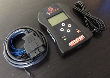 AMR Performance - MyGenius Handheld Programmer