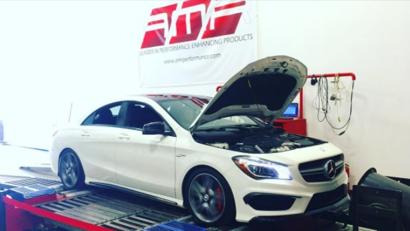 amr performance cla45