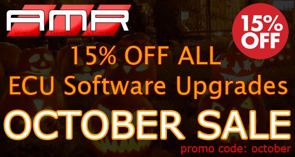 AMR Performance October Sale