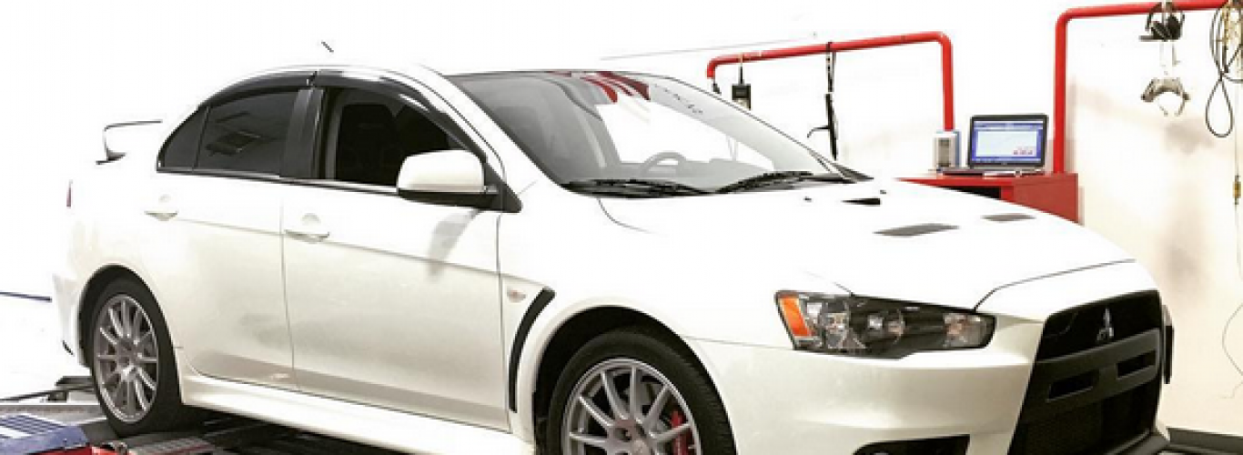 2013 Mitsubishi EVO X GSR – AMR Performance Review