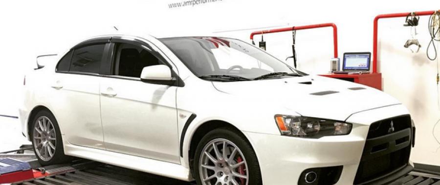 Tuning: 2013 Mitsubishi EVO X GSR – AMR Performance Reviews