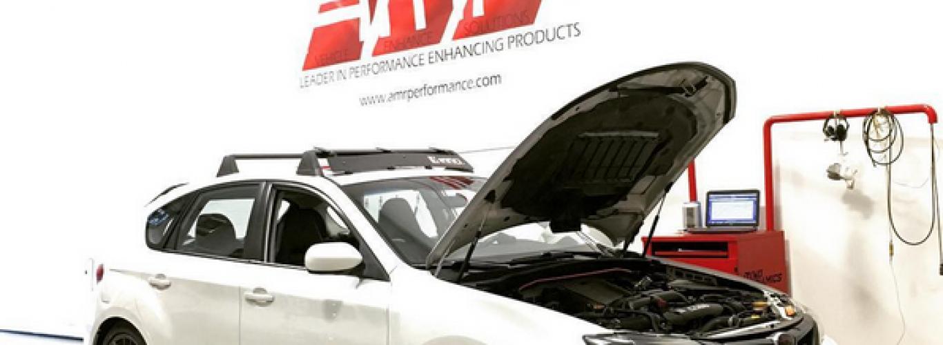 2012 Subaru WRX – AMR Performance Reviews