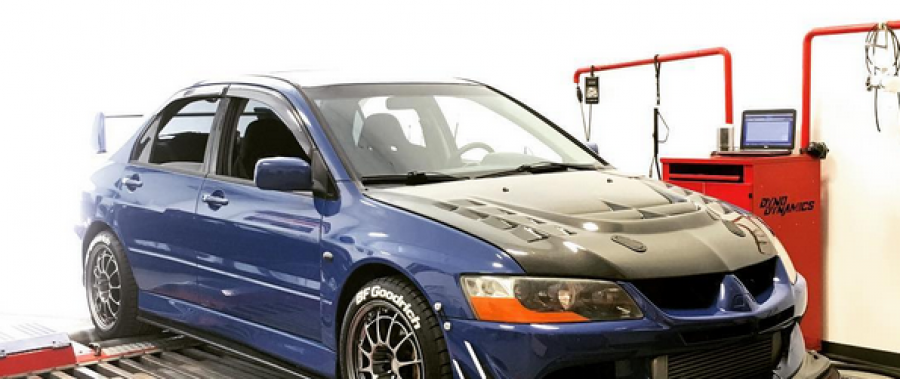 2003 Mitsubishi EVO 8 – AMR Performance Reviews