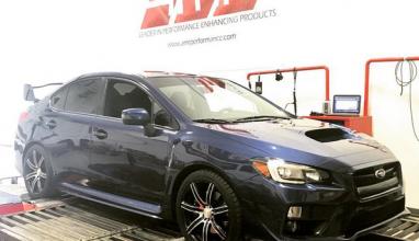 2015 Subaru STi – AMR Performance Reviews