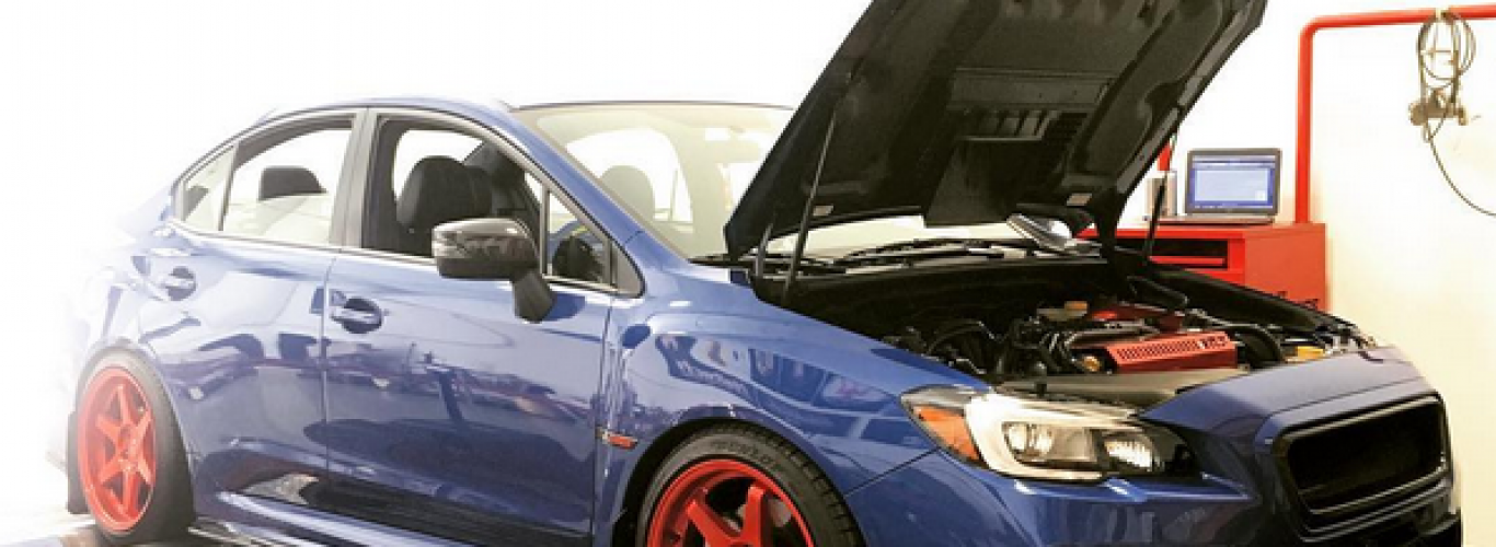 2015 Subaru WRX – AMR Performance Reviews
