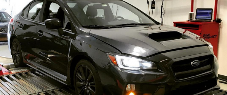 2016 Subaru WRX – AMR Performance Reviews