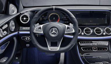 Mercedes-Benz E63S AMG (w213): 1/4 Mile Testing