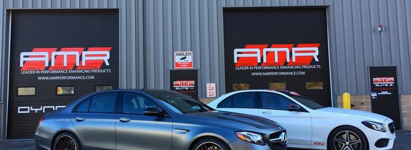 AMR Performance 2018 Mercedes Benz E63s AMG