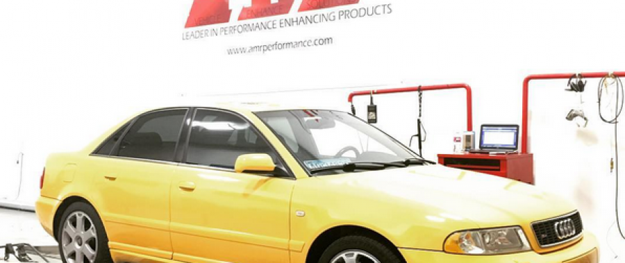 Tuning: 2001 Audi S4 (B5) 2.7L BiTurbo – AMR Performance Reviews