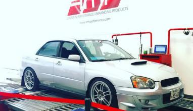 Tuning: 2004 Subaru WRX – AMR Performance Reviews