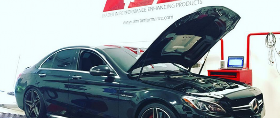 Tuning: Hugo's 2016 Mercedes-Benz C63S big gains!