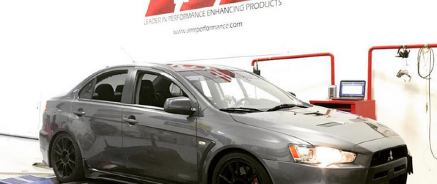 Tuning: 2010 Mitsubishi EVO X – AMR Performance Reviews