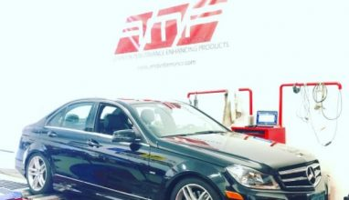 Tuning: Keith's Mercedes-Benz C300 (W204) gaining +42hp!