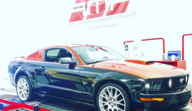 Tuning: FORD Roush Mustang: AMR Performance Reviews