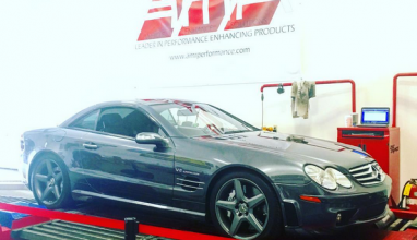 Tuning: Mercedes-Benz SL55 AMG – AMR Performance Reviews