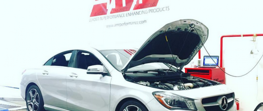 Tuning: Mercedes-Benz CLA250 with upgraded turbo makes +100hp!