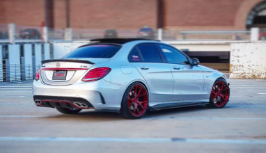 Mike's AMR Performance tuned Mercedes-Benz C43 AMG goes 12.2!