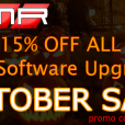 OCTOBER SALE! 15% OFF ALL ECU SOFTWARE UPGRADES!