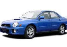 2002-2005 WRX 2.0L TURBO
