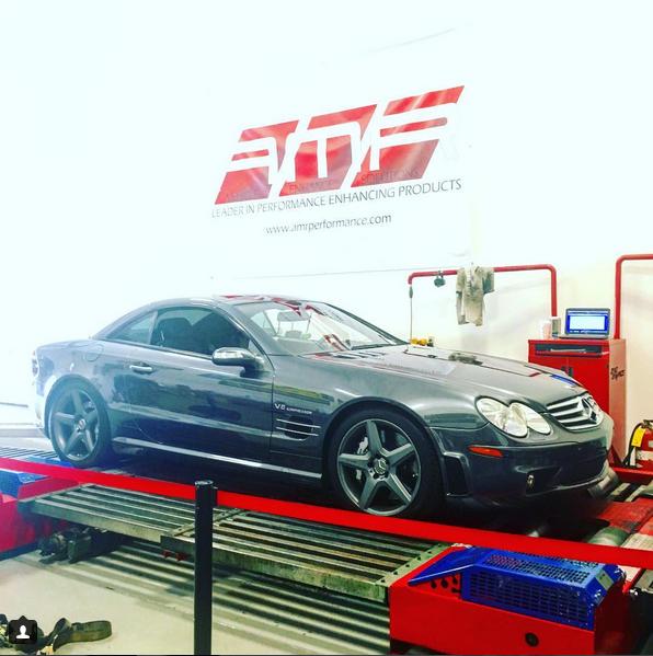 2017 Mercedes Benz Sl Suspension: Tuning: Mercedes-Benz SL55 AMG