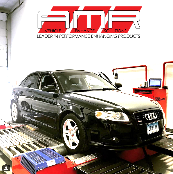 AMR Performance - 2007 Audi A4 B7 Tuning