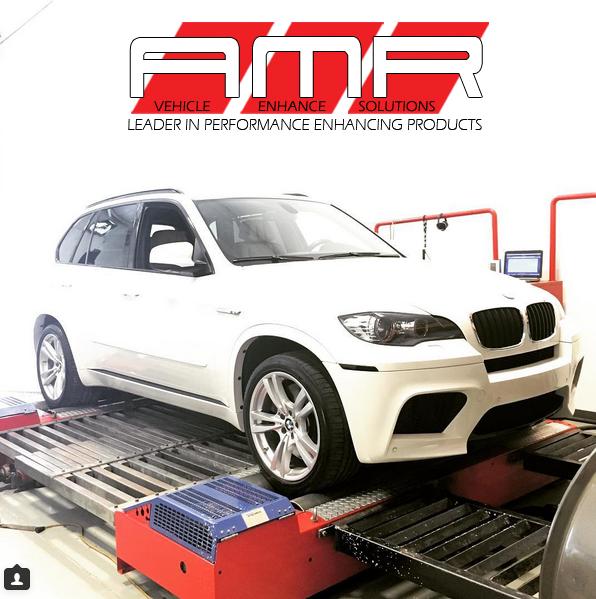 AMR Performance tuned BMW X5M
