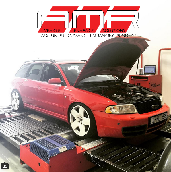 AMR Performance - Audi A4 Tuning