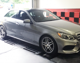 AMR Performance: MB E550 AMG 4.7L BiTurbo