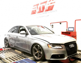 AMR Performance - Audi A4 B8 tuned by AMR