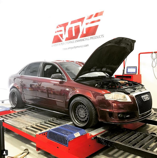 Amr Performance Audi B7 A4 Custom In House Dyno Tuning