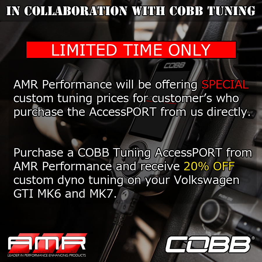 COBB TUNING ACCESSPORT