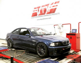 AMR Performance - BMW M3 E46 tuned by AMR