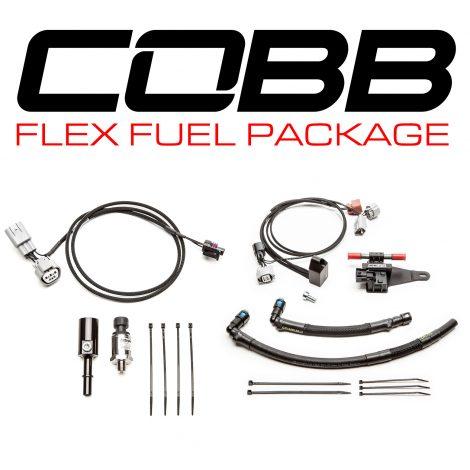 cobb tuning flex fuel kit