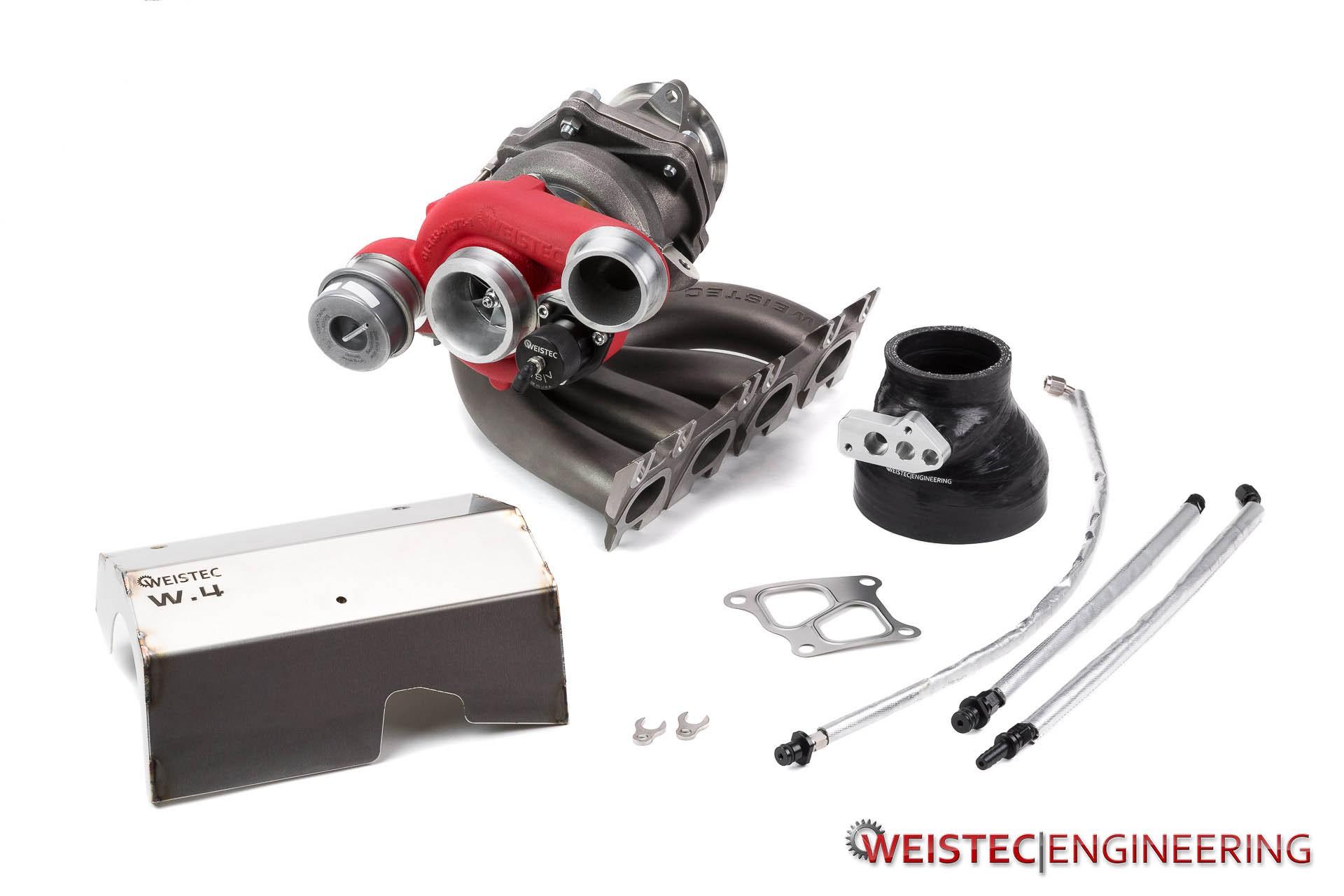 Weistec M133 W 4 GTX3071 Gen 2 Turbocharger Upgrade