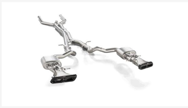 Akrapovic Mercedes-Benz E63S AMG Exhaust