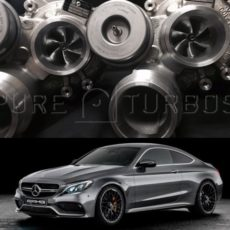 MB C63/C63S & AMG GT M177/M178 PURE 900 Turbo Upgrade | AMR