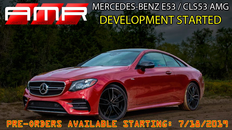 OBD2 Tuning now available for Mercedes-Benz BiTurbo vehicles